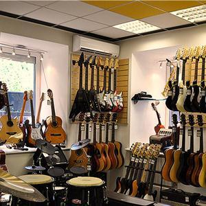 Музыкальные магазины Копейска