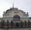 Железнодорожные вокзалы в Копейске