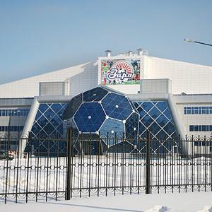 Спортивные комплексы Копейска